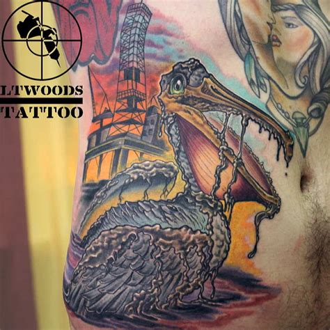 stl tattoo lt woods new school artist st louis mo