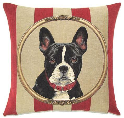 Boston Gobelini by Gobelin Kissenbezug Boston Terrier Tierisch Tolle Geschenke