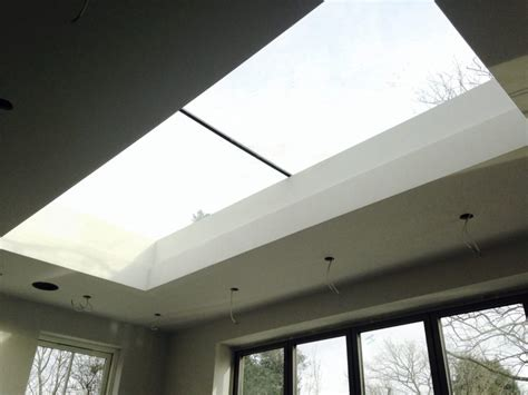 flat roof front porch ideas skylights system karenefoley