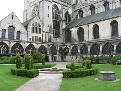 Garden Gloucester by Panoramio Photo Of Gloucester Cathedral Cloister Garden