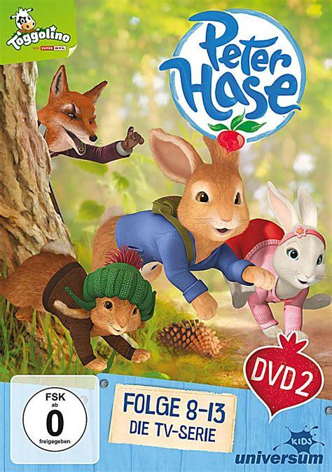 kinderlen konijn peter hase dvd 2 dvd jetzt bei weltbild de online bestellen