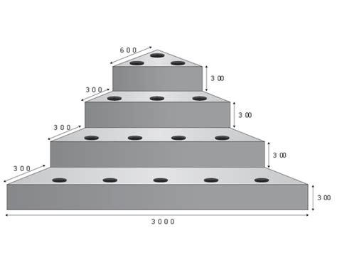Largeur D Une Marche D Escalier by Escalier Sous Liner Angle Droit 212 X 212cm En Polyester