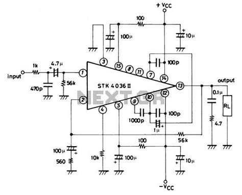 An240p audio lifier circuit page 28 audio circuits next gr