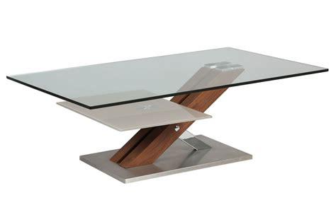 table basse de salon design en verre table basse table