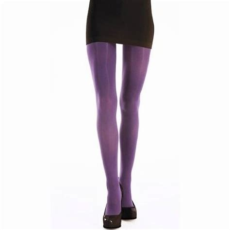 Pairs Of Tights For by Silky Womens Satin Soft Opaque Tights 1 Pair Ebay