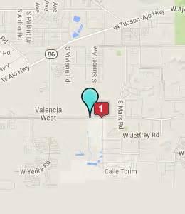 casino arizona map hotels near casino sol tucson az