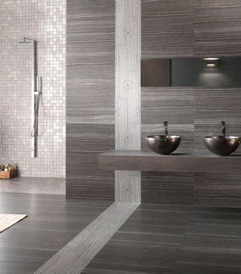 pictures suitable for a bathroom eramosa carbon 30x60cm wall floor tile a digitally
