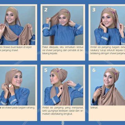 Selendang Sifon cara memakai shawl sifon brekelesix s