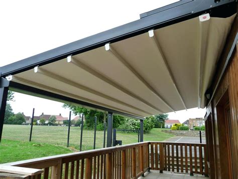 Pergola With Retractable Canopy Kitretractable Cover Retractable Pergola Covers