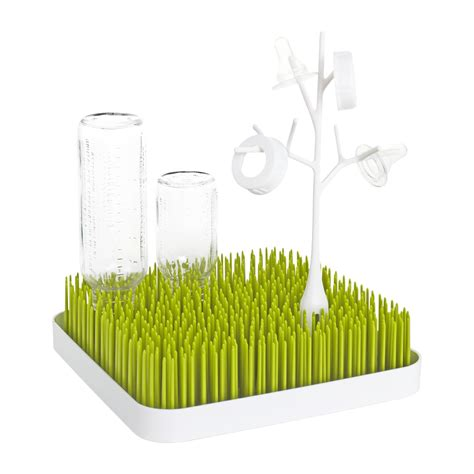 Countertop Drying Rack by Boon Grass Countertop Drying Rack Green