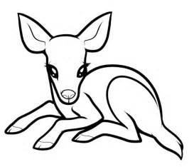 Baby Deer Coloring Pages Free Deer Head Colring Pages Coloring Pages