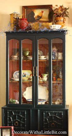 decorating top of armoire top of china cabinet decor on pinterest china cabinets
