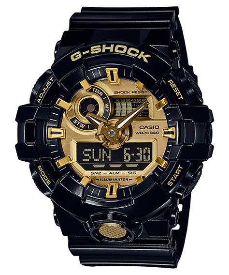 prezzo casio g shock ga 710gb 1a standard analog digital g shock