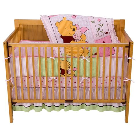 Winnie The Pooh Nursery Bedding Set Winnie The Pooh 4 Pc Crib Set