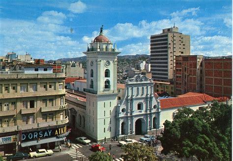 imagenes retro venezuela caracas 1960 esquina de la torre centro de caracas