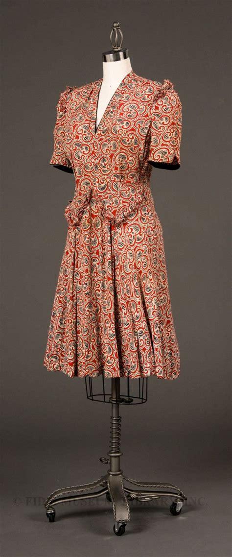 Dress Terusan Eye Du les 12 meilleures images du tableau early 40s wwii sur mode vintage mode des 233 es