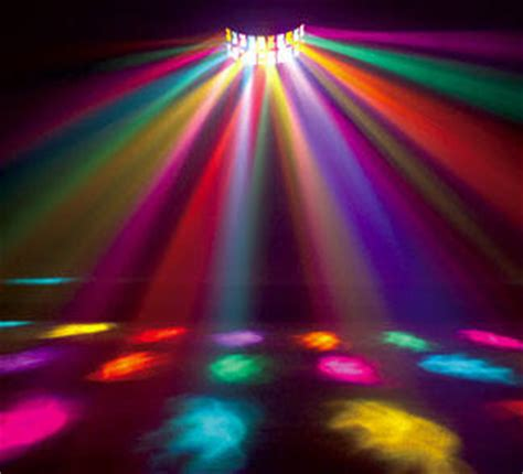 Rentallpartyshop Com Party Effect Lights Foggers Colored Lights