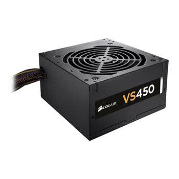 Psu Corsair Vs450 450 Watt Power Supply refurbished corsair 450 watt vs450 refurb atx psu power