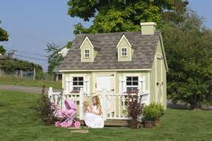 cottage company playhouses chicken coops wood
