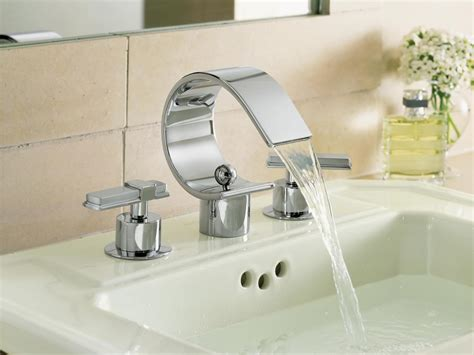 bathroom sink faucet spacing simply modern bathroom faucets you should get midcityeast