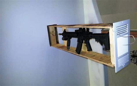 Project Kotak Penyimpanan Steel Frame Organizer Storage Box 66 L gun storage ideas and diy projects