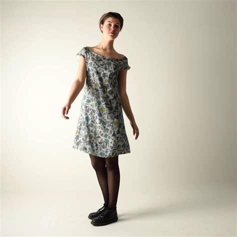 Tunic By grey floral summer dress sleeved tunic by larimeloom
