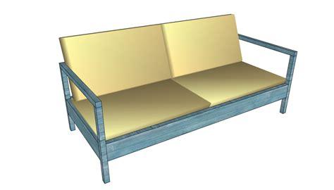 diy sofa plans pdf woodworking