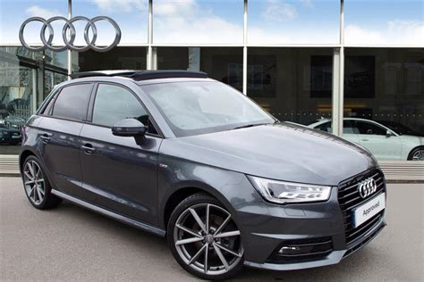 Audi A 1 Schwarz by Used 2016 Audi A1 1 4 Tfsi Black Edition 150ps Cod For