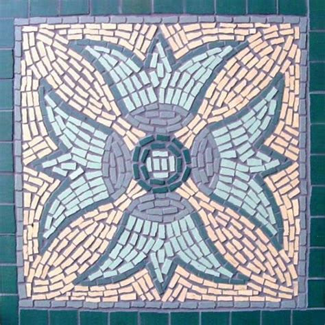 how a mosaic pattern was created in the vegetation 15 best classic roman patterns images on pinterest