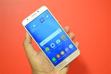 samsung galaxy  prime review