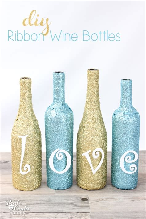 Fourth Of July Home Decorations by Wine Bottle Crafts
