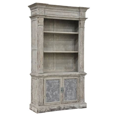 bookshelves overstock chael distressed pine bookcase