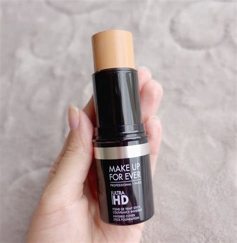 Foundation Make make up for ultra hd stick foundation a real review the millennial maven