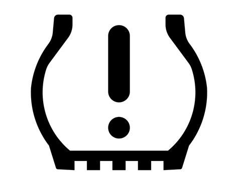 Flat Teplek Polos Black Panda file tpms warning icon svg wikimedia commons