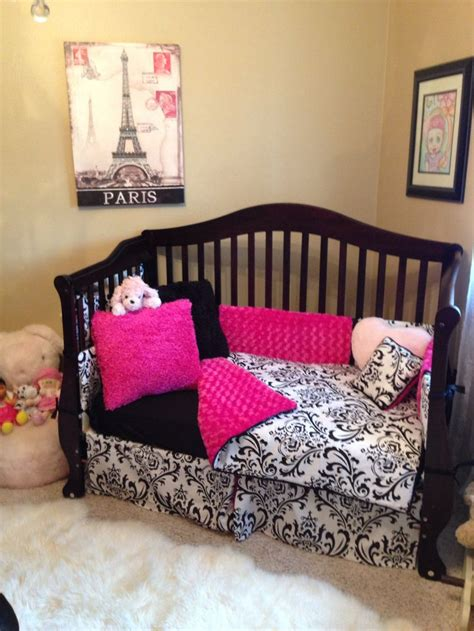 Pink Themed Bedroom - 53 best images about pink and black paris bedroom ideas on pinterest paris themed rooms pink