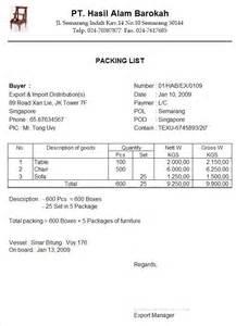 contoh dokumen pt danatrans service logistics
