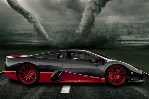 ssc aero ssc aero fastest car in the ssc