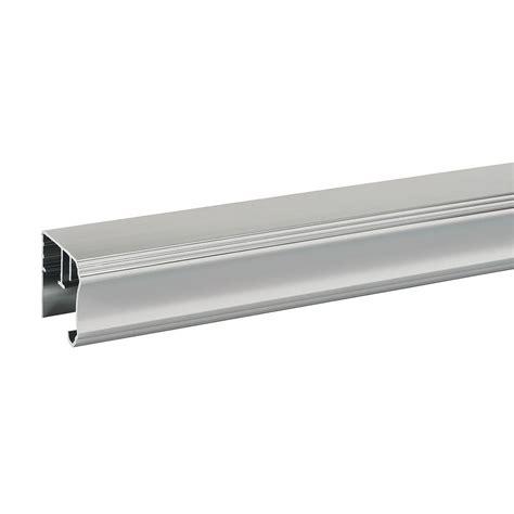 Shower Door Rails Delta 31 In Semi Frameless Pivot Shower Door Track