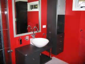 Black White And Red Bathroom Decorating Ideas by Red Black And White Bathroom Ideas Bathroom Design Ideas