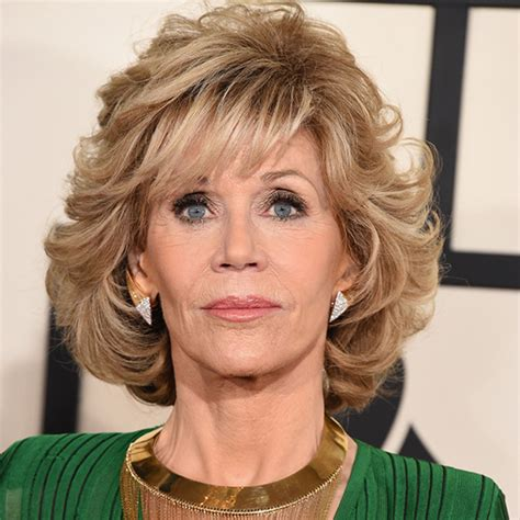 haircuts that help to take the eyes away from jowls 13 hairstyles that take off years