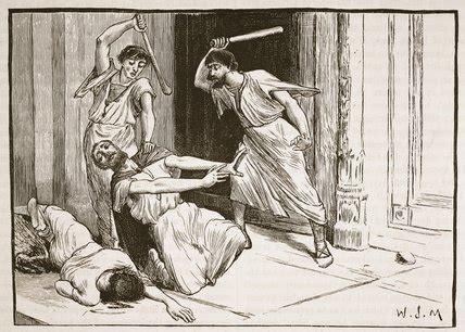 tiberius sempronius gracchus | the death of tiberius gracchus