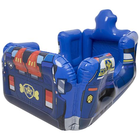 inflatable bouncy toy paw patrol buy inflatable paw patrol ball pool chase police truck