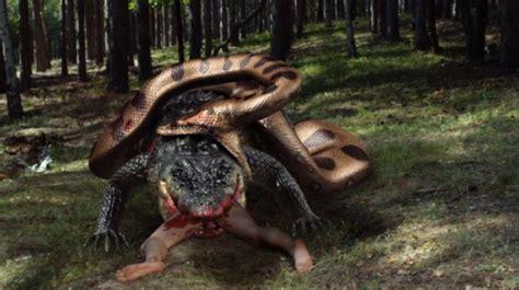 film anaconda lake placid vs anaconda netflix review the cr bpendium