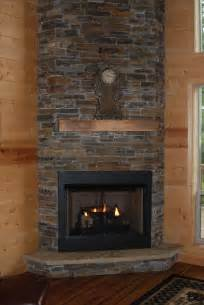 Rocks For Fireplace by Best 20 Stacked Rock Fireplace Ideas On