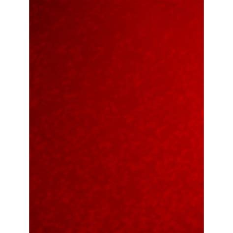 Cartonnage Papier simili velours rouge