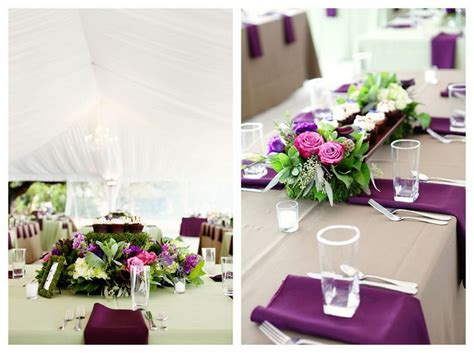 Olive Garden Norfolk Va by Eggplant And Olive Tablescape Distinctive Event