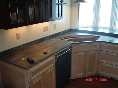 Porcelain Tile For Countertops by Tile Countertops Renovation Tips