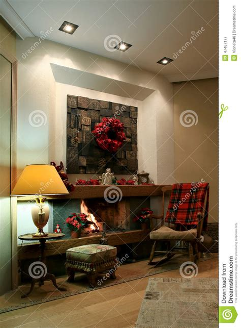 classic christmas house lights classic home decorations stock photo image 47467177