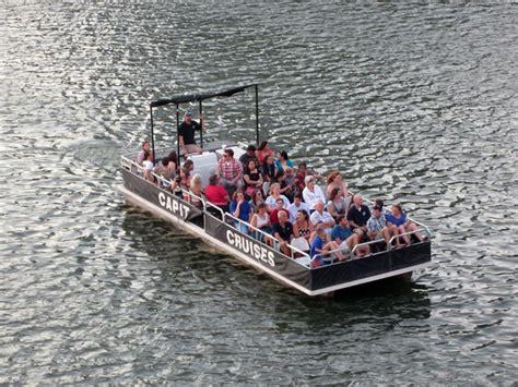 bat boat austin public bat watching and sunset tour capital cruises