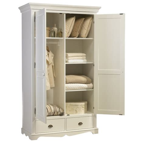 Armoire Penderie 2 Portes by Armoire Penderie 2 Portes 2 Tiroirs Www Catagene Fr